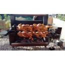 půjčení grilu na sele nebo s jehlou na kuřata