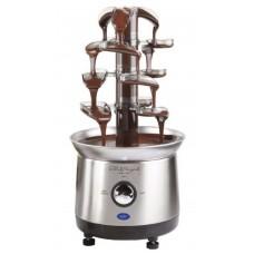 čokoládová fontána - kaskáda